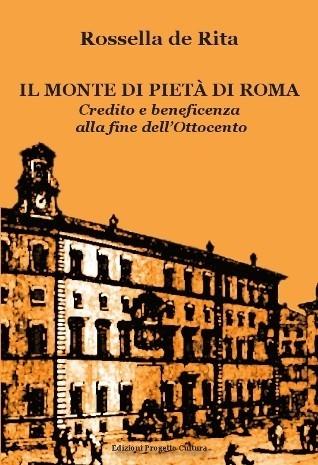 Il monte di pietà di Roma |...