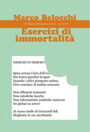 Esercizi di immortalità
