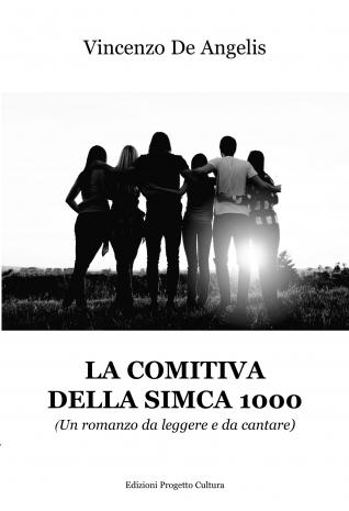 LA COMITIVA  DELLA SIMCA...