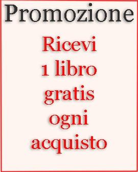Un libro gratis ogni acquisto! www.progettocultura.it libri, romanzi gialli